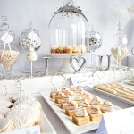 A Fanciful Dessert Table