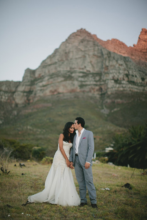 Cheree and Mitchell's Sydney & Cape Town Wedding1