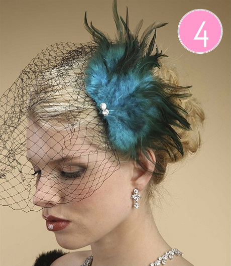 Return of Glamorous Old Hollywood Hair Accessories