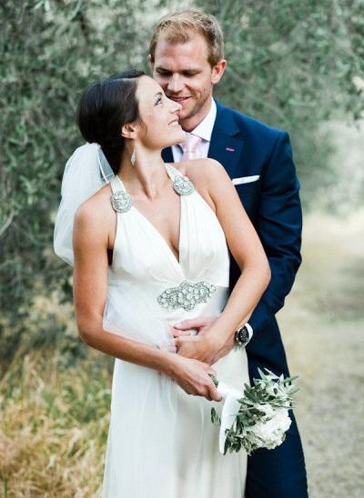 An Elegant Italian Wedding