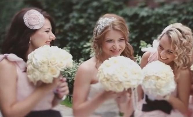 A Russian Fairytale Wedding