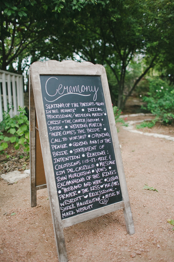 10 Creative Wedding Chalkboard Ideas