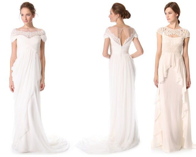 225kB Dress Inspired By Temperley London Wedding Dress Bluebell Dress