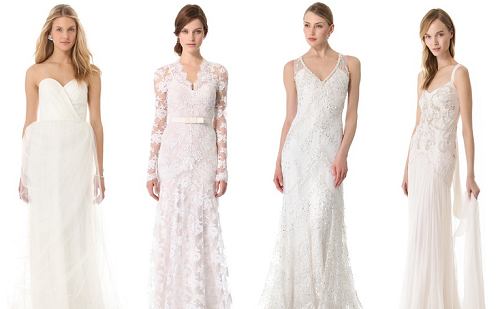 9 Beautiful Wedding Gown Trends