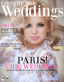 Celebrity Style Weddings March-April 2014 Cover