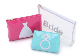 Oh So Lovely LOLO 3 Piece Bride Bag Set
