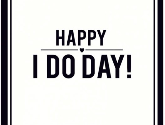 Happy I do Day  copy