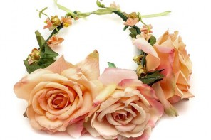 Beautiful Boho Floral Crowns By Denise Trefry