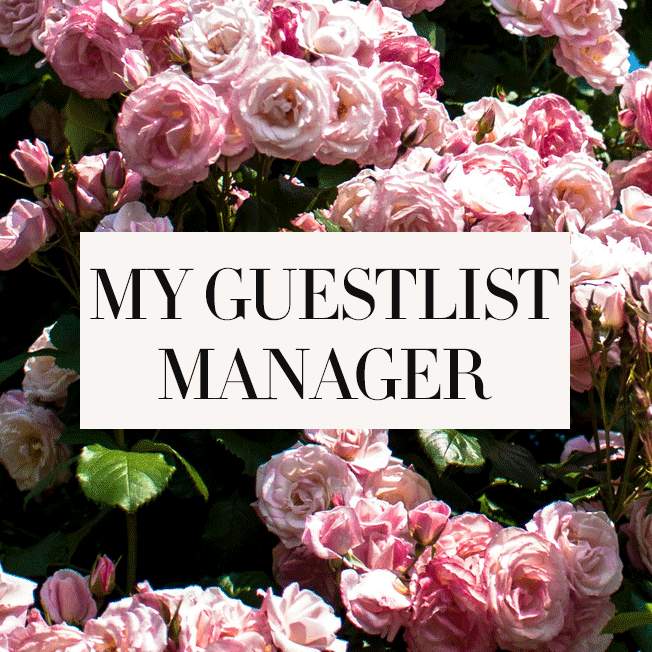 My-Guestlist-Manager-Tool
